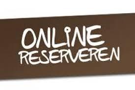 Online reserveren bij Villa Pilotti